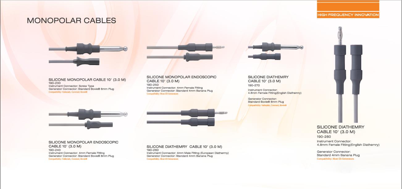 11. cables monopolares